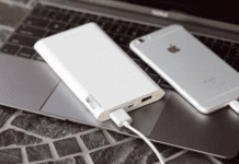 Recharges of a power bank