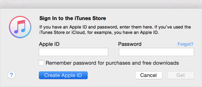 create apple id account without credit card