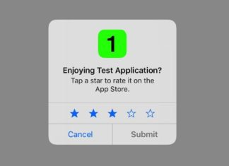 Turn off In-app ratings and reviews