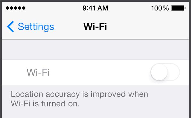 Turn On My Wi Fi >> Why Is My Wi Fi Greyed Out On Iphone Ipad The Truth Techzillo