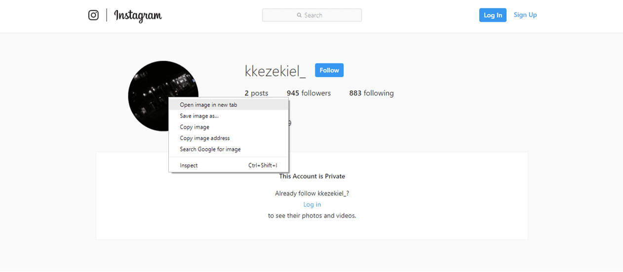 How To View Instagram Profile Picture Full Size Techzillo
